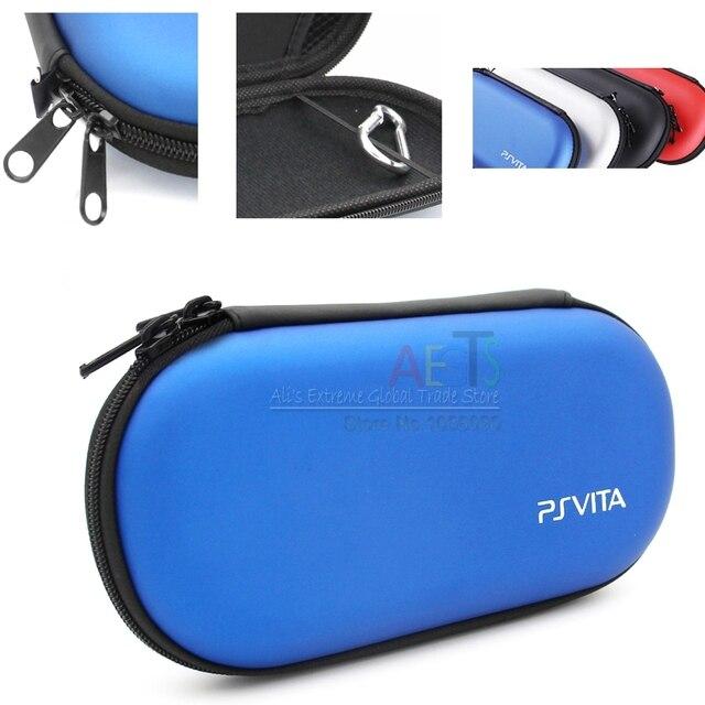 حقيبة صلبة مضادة للصدمات من إيفا لهواتف Sony PSV 1000 حافظة لوحة ألعاب لأجهزة PSVita 2000 حقيبة للحمل PS Vita
