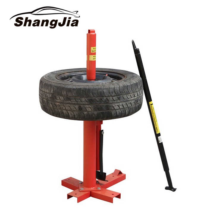 Car Vacuum Tire Changer Simple Tire Changing Machine Tire Dismantling Machine Auto Maintenance Tools Tire Repair Tools