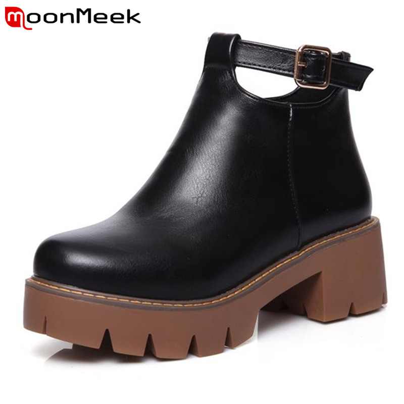 Cheap Chunky Platform Heels