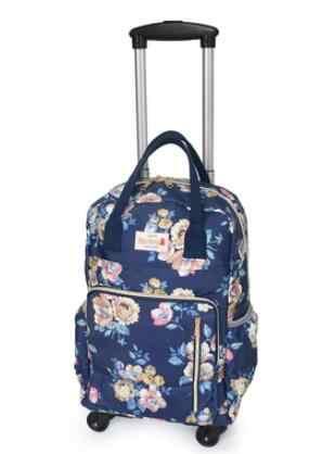Женские деловые дорожные сумки на колесиках дорожные рюкзаки с чемодан на колесах Рюкзак на колесах Mochila Oxford Rolling багажный чемодан