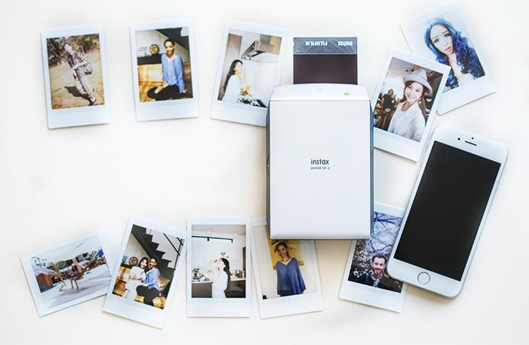мгновенная печать фотографий с телефона крупного размера