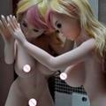 TOP QUALITY Sex Dolls 100 cm Esqueleto Adulto Japonês Orais Realistas Da Vagina Buceta Realista Boneca Sexy para Homens Masturbators