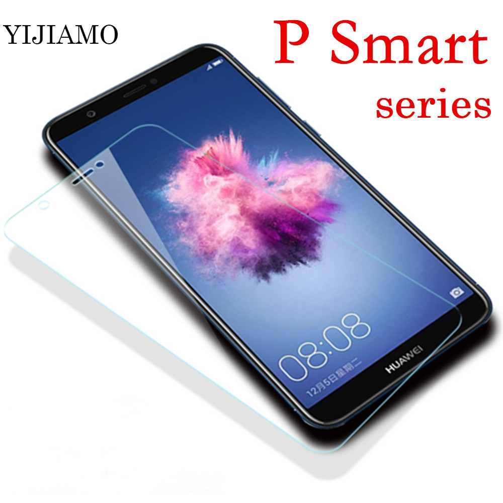 Tempered Glass For Huawei P Smart Screen Protector For Huawei P Smart 2019 Psmart Plus 9h Protective Glass Film Cover P Smart Z