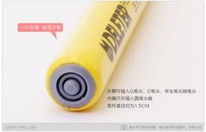 Image 3 - [DELETER] 620 Serie Dip Pen Hout Comics Pen 1 Houder 3 Nib Set Vulpen Made in Japan Top Merk