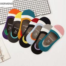 10 pieces = 5 pairs New silicone invisible non-slip female socks women socks summer slipper socks,nice sock slippers