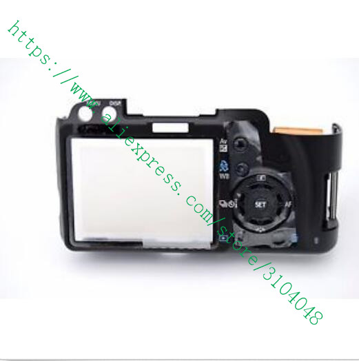 95% Original 450D Back Cover For Canon 450D Cover With Key ,key Flex Camera Repair Part