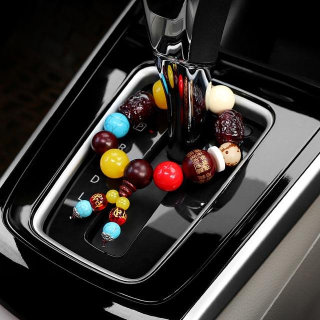Car Ornament Automobiels Stalls Decoration Beads Peace Symbol