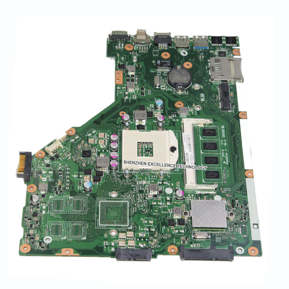 ФОТО X55VD REV:2.2 Motherboard for ASUS Laptop x55vd X55C 1G DDR3 USB3.0 HM76 Integrated Original main board 100% fully tested