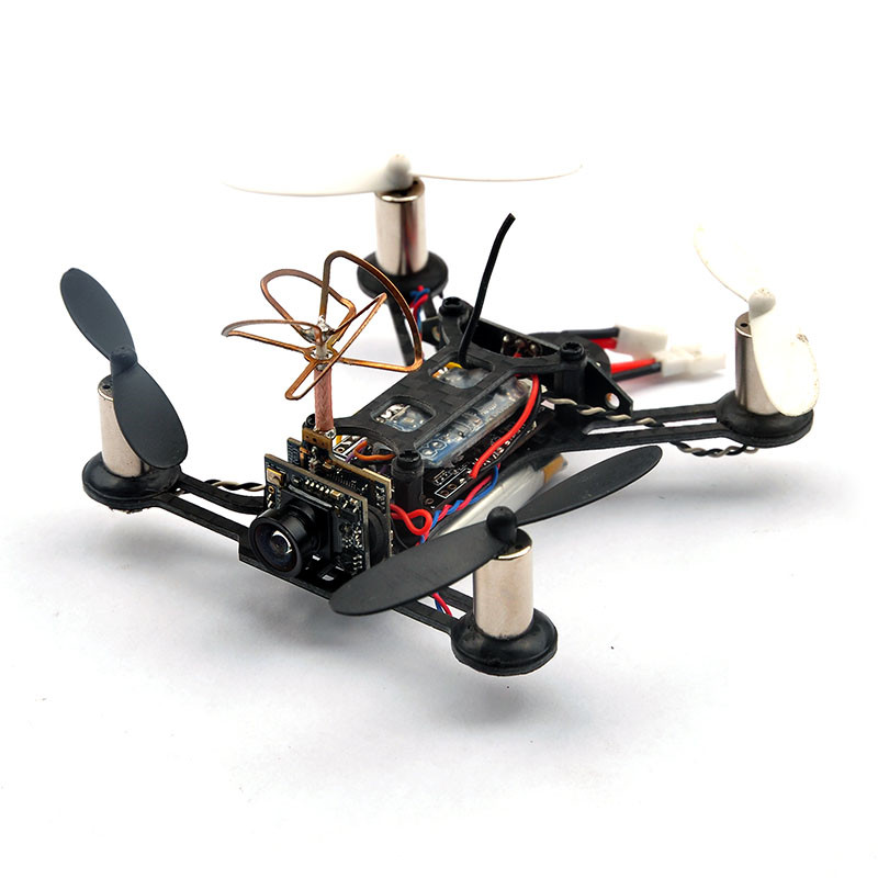Hot Sale Eachine Tiny QX95 95mm Micro FPV LED Racing Quadcopter Based On F3 EVO Brushed Flight Controller eachine beecore upgrade v2 0 brushed f3
