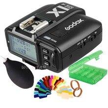 Godox X1T X1T-C/N/S/F/O TTL HSS Wireless X System Control Flash Trigger Transmitter For Canon/Nikon/Sony/Fujifilm/Olympus/Lumix