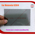 20 unids/lote Premium Calidad Original Pantalla LCD Película Película de La Luz Polarizada Polarización Polarizador Para Motorola X2014