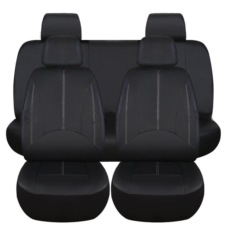 Car Seat Cover Seats Covers Accessories for Fiat Punto Linea Marea Palio Stilo Tempra Tipo of 2010 2009 2008 2007 car seat cover covers accessories for nissan almera classic g15 n16 altima bluebird sylphy cefiro cima of 2010 2009 2008 2007