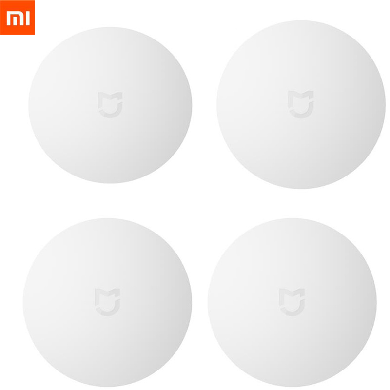 Bundled sales Xiaomi Mijia Smart Wireless Switch Smart Home Device Accessories House Control Center Intelligent for Mihome APP(China)