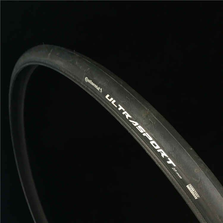 continental ULTRA SPORT II road bike bicycle unfoldable tyre 700 23C 25c cycling bike tires in Bicycle Tires from Sports Entertainment