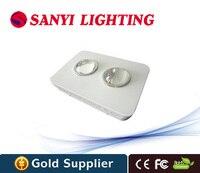 100 W LED licht groeien = 300 W HPS cob plant lamp Professional in bloei met energiezuinige