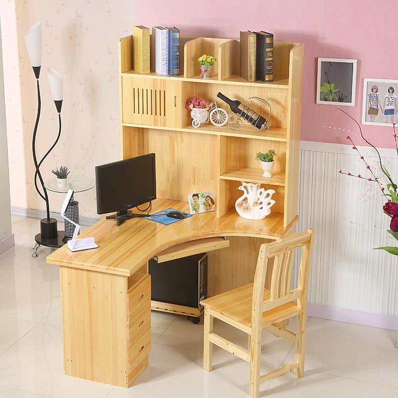 Compra mesas de esquina online al por mayor de china - Mesa escritorio esquina ...