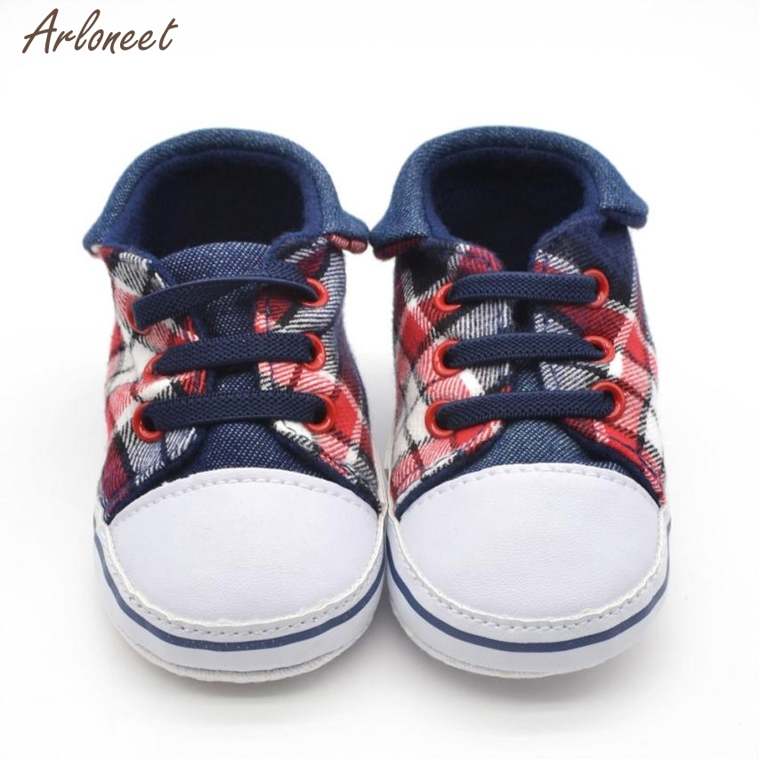 2017 Baby Infant Kid Boy Girl Soft Sole Sneaker Toddler Shoes