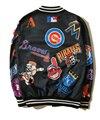 1:1 HBA Мода Высокое Качество Марка Одежды мужская Куртка Пальто Хип-Хоп Отдых Уличный Стиль Harajuku Бейсбол Равномерное Homme