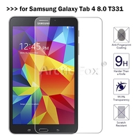 2.5D 9 H Премиум закаленное Стекло для Samsung Galaxy Tab 4 8,0 SM-T330 T330 SM-T331 T331 Экран протектор Закаленное защитная пленка