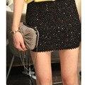 Sequin waist bag hip skirt skirt large elastic flow beads, skirt