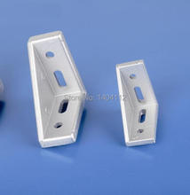4080 Corner Fitting Angle 40×40 Decorative Brackets Aluminum Profile Accessories L Connector Fasten connector