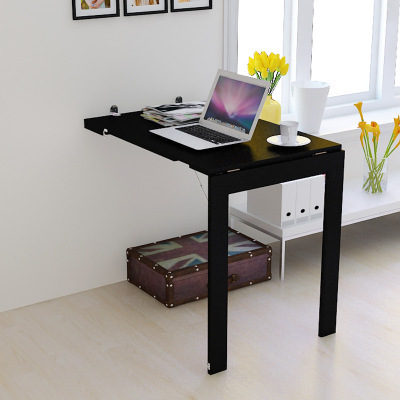 US $65.0 |Louis Fashion Folding Nordic Minimalist Small Apartment Wall  Hanging Desk Creative Computer Table-in Dining Tables from Furniture on ...