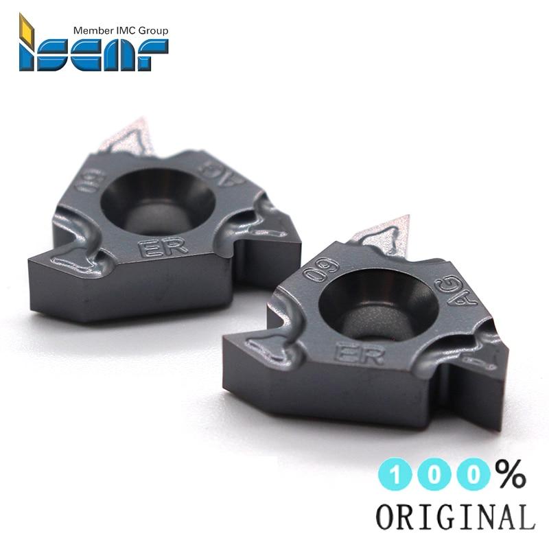 Thread 16ER AG60 11IR A60 16IR AG60 A60 G60  60 Angle Thread Turning Tools Tungsten Carbide Insert Threading Lathe Cutter Tool