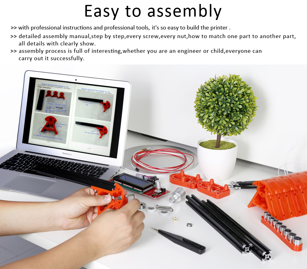 3d printer assembly-1
