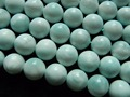 Free shipping (38 beads/strand/60g) natural 10-10.5mm Larimar  loose beads stone for jewelry making design
