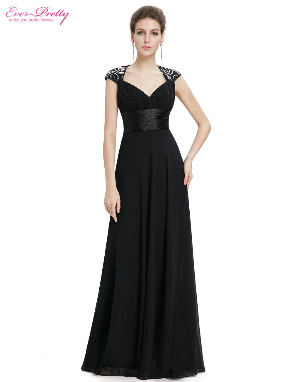 Robe De Soiree Longue 2018 Elegant Evening Dresses Ever Pretty Floor ...