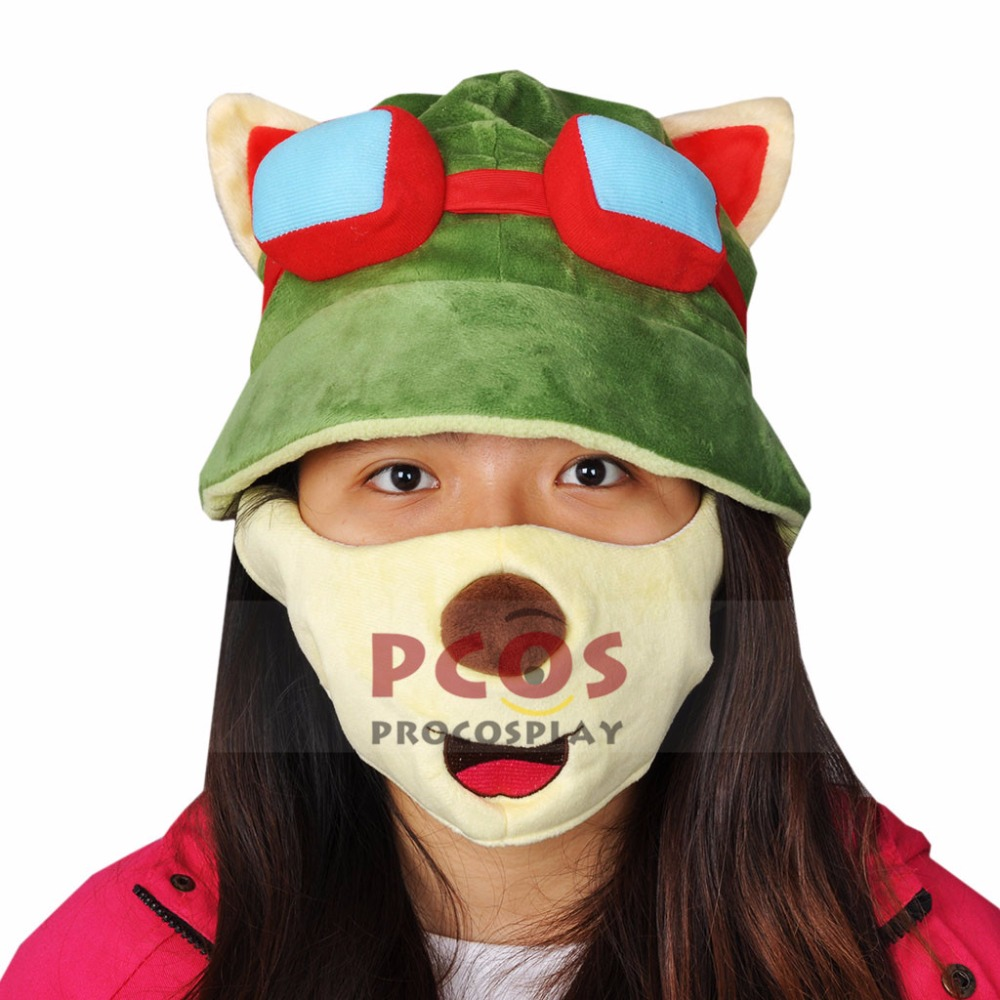 Lol Teemo Hat u0026 Mask Cosplay mp001160 Xmas Gift -in Boys Costume Accessories from Novelty u0026 Special Use on Aliexpress.com | Alibaba Group  sc 1 st  AliExpress.com & Lol Teemo Hat u0026 Mask Cosplay mp001160 Xmas Gift -in Boys Costume ...