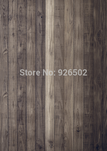 5x7ft Distressed Grey Rustic Chic Wood Floor Photography Child ArtFabric Backdrop D 1417