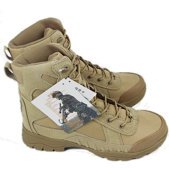 Desert Women Jungle Boots Tactical Combat Shoes Military Durable  Comfortable Boots Size EUR 39-45 US 6-12 559ff3926