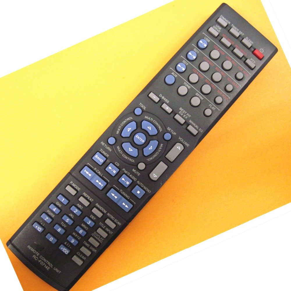 remote control suitable for KENWOOD RC-F0714E  Home Theater Amplifier CD DVD  speaker e mu cd rom
