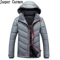Free shipping New Fashion 2017 Winter Men Thickening Casual Jacket Male Windproof Breathable Coat parka jacket 245hfx