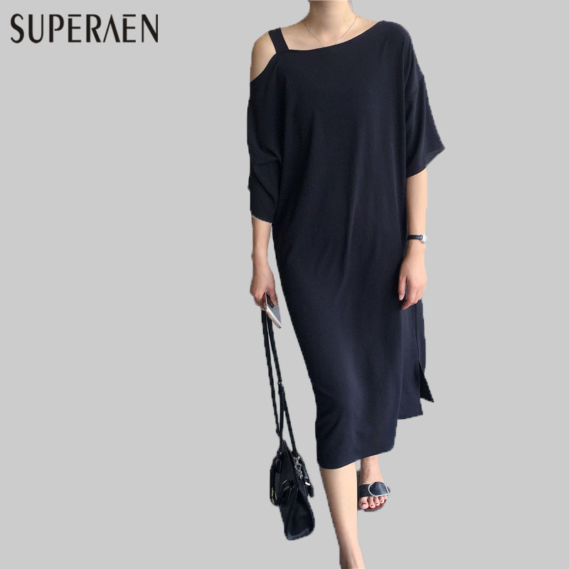 2019 New Spring Summer Round Neck Short Sleeve Hit Color Blue Ruffles Bandage Temperament Dress Women Fashion Tide Js219 Buy One Get One Free eam Dresses