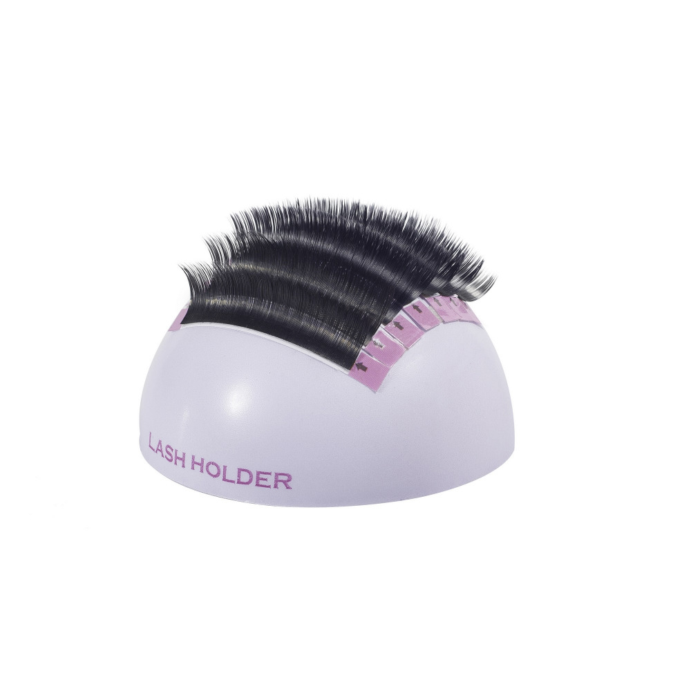 BEAUTY7 Mink Eyelashes Stand Holder Pallets For Eyelash Extension Individual False Lashes Holders Adhesive Pallets Make Up Tools