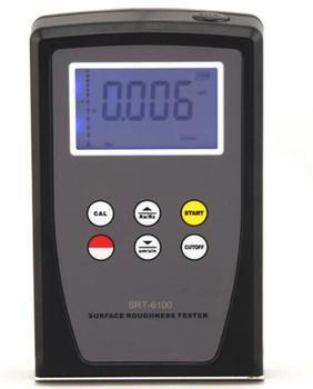 Gorąca sprzedaż wysokiej jakości cyfrowy przyrząd do pomiaru chropowatości powierzchni SRT-6100 miernik miernik zakres Ra Rz ISO DIN ANSI wysokiej czułości instrumentu tanie i dobre opinie niusiwen Brak Ra 0 05~10 00 um Rz 0 1~50 0 um Temperature 0~50C Humidity 80 RH =+-15 1~2 L optional 4 x 1 5v AA size (UM-3) battery (not included)
