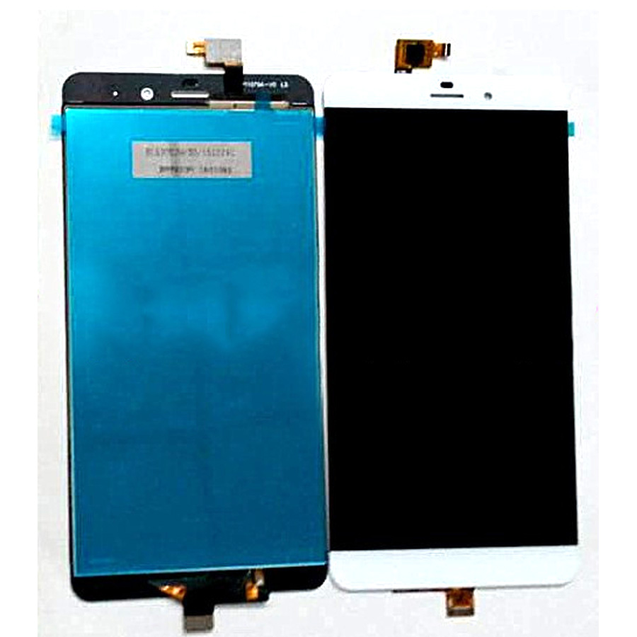 in stock 100% Tested 6.44'' inch LCD For Ramos MOS1 Max Display+Touch Screen Panel Glass Assembly with tracking number  in stock wisecoco 5 0 inch lcd for blackview bv5000 lcd display screen with touch panel digitizer with tracking number