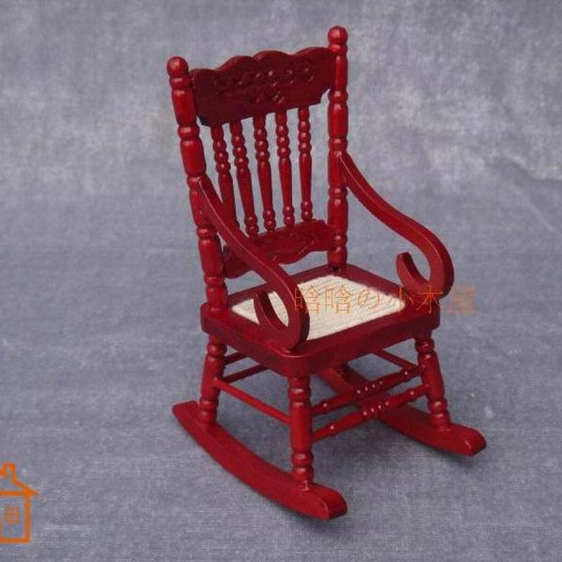 Miniature Red Rocking Chair ~ Online get cheap miniature rocking chair aliexpress
