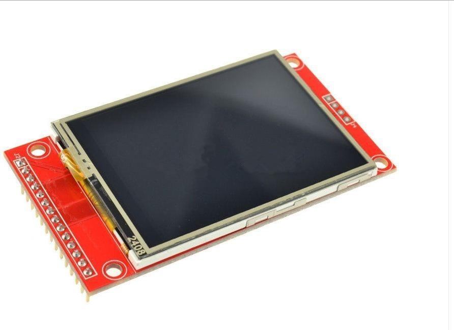 10PCS WQScosea Q8S 31 240x320 2 4 2 4 Inch SPI ILI9341 Driver TFT LCD Touch