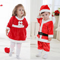Christmas Clothing Children Set Girls Clothing Sets Boys And Girls Christmas Dress Christmas Costume Stage Costumes