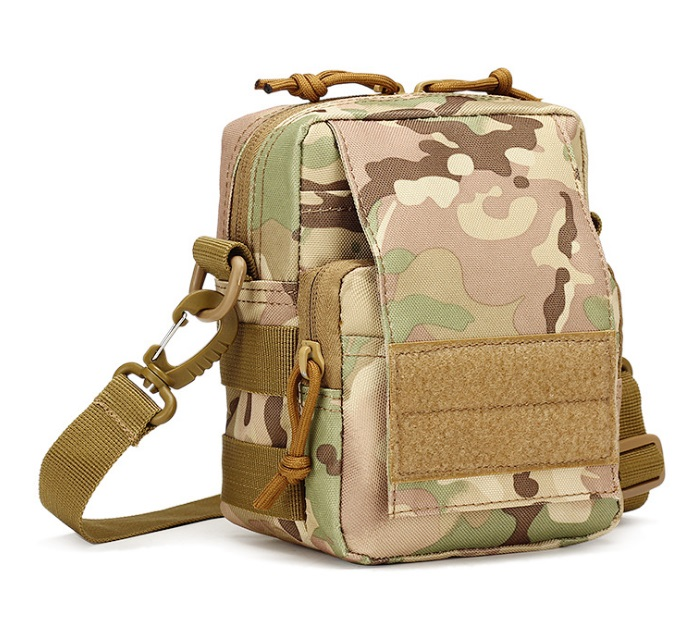 Outdoor sports leisure bag shoulder small new spot male army camouflage pockets hiking travel Satchel outdoor sports pockets sv012199