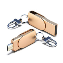 UMY 64GB USB Flash Drive Memory Stick Key For Android Phone Metal 16GB Pen 32GB Micro U Disk