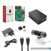 Raspberry Pi Camera Kit Raspberry Pi 3 Night Vision Camera Holder Power Plug USB Cable Case
