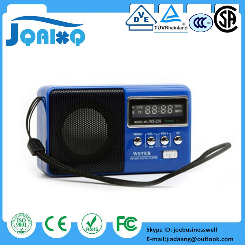 Aliexpress Buy Mini Speaker The Aged Best Digital Fm Radio Mp3 Rhaliexpress: Sd Card Radio At Gmaili.net