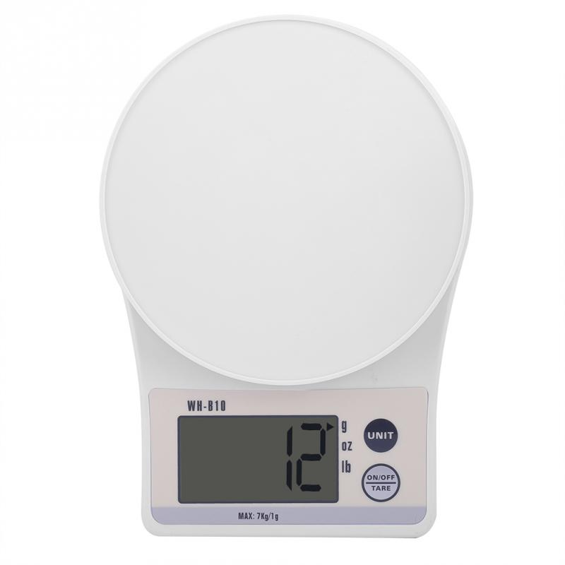 7kg x 1g LCD Digital Electronic Balance Weighing Fruits Small Food Scales food scale