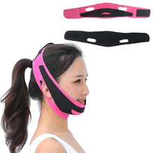 Anti Wrinkle Mask StrapHigh Elastic Ultra-thin breathable face-lift Chin Cheek S