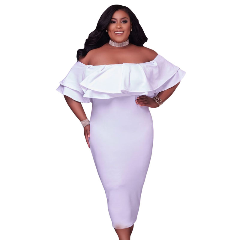 Detail Feedback Questions about LIVA GIRL Elegant Plus Size Party ... 9a2f23ebc0fa