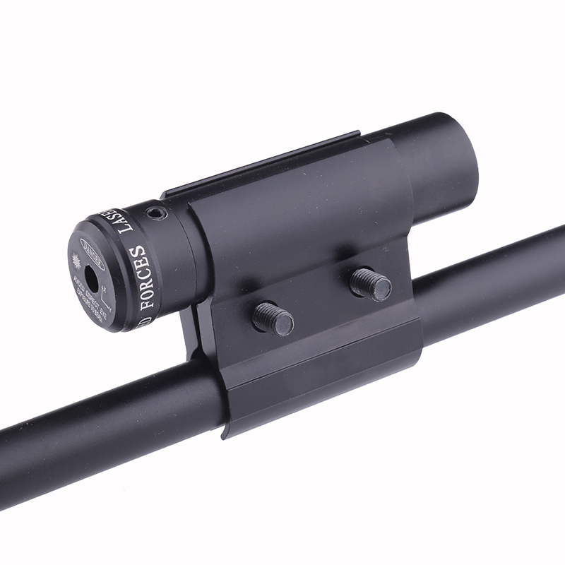 Laser Sight Scope With Mount for Pistol Picatinny Rail and Rifle For Airsoft Hunting Shooting Outdoor 2017 Tactical Red Dot